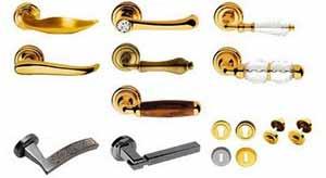 Ручки для межкомнатной двери