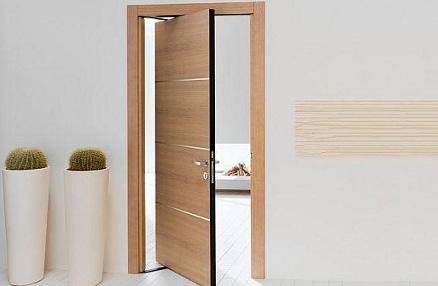 фото двери межкомнатные глухие