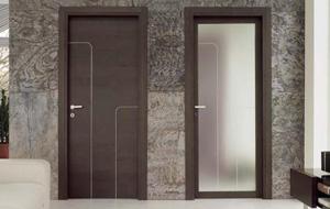 Фото дизайн межкомнатные двери в квартире