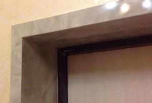 Керамическая плитка в отделке откоса