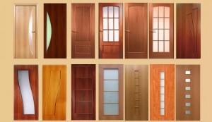 Цветовое решение для межкомнатной двери