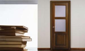 Дверь из бука