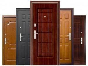Пример входных дверей