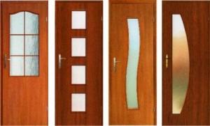 Ассортимент дверей для дома