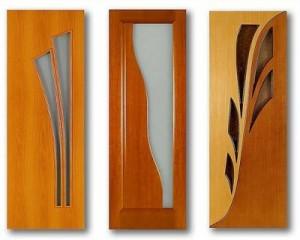 Пример межкомнатных дверей
