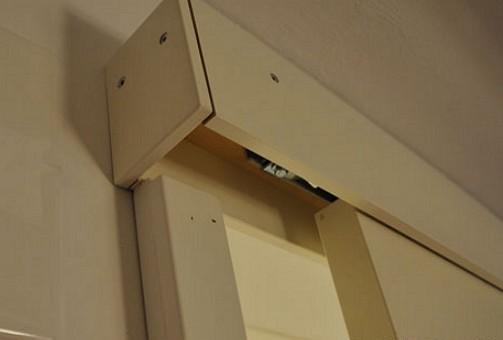 Установка раздвижных дверей шкафа своими руками