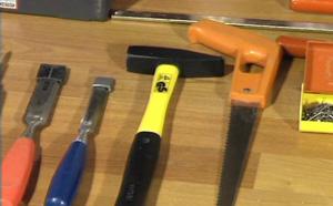 Инструменты для установки деревянной двери