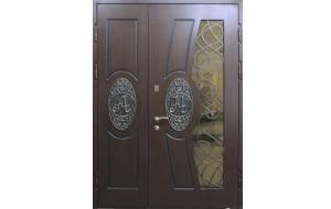 Нестандартная стальная дверь