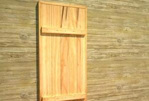 Банная дверь