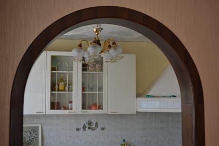 Пример арки, сделанной из МДФ