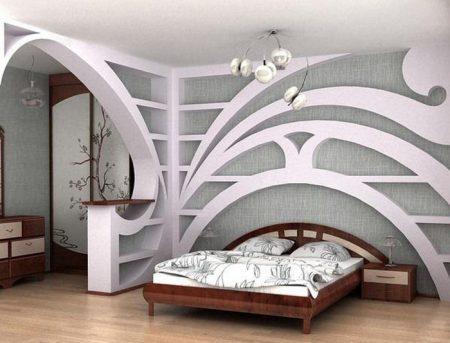Современный дизайн арки
