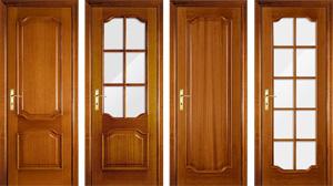 Двери в классическом стиле
