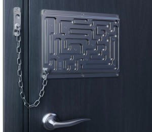 Цепочка на входной двери