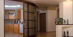 Двери радиусные