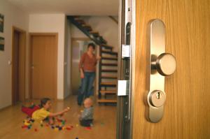 Пример двойной двери в квартире или доме